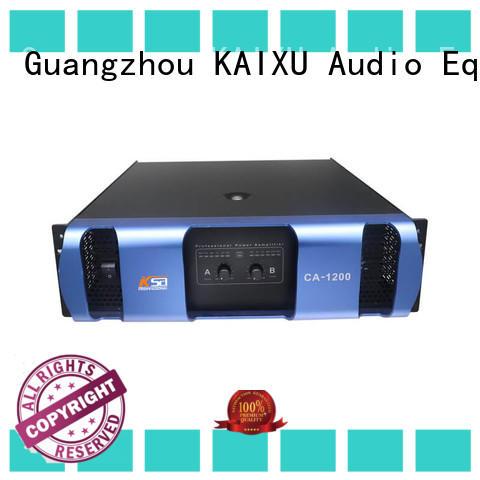 high quality hf power amplifier high quality for night club KaiXu