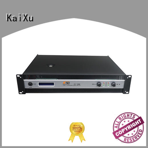 KaiXu stablity power amp home theater mid stereo audio