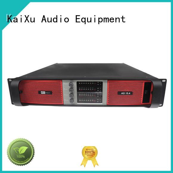 KSA energy-saving digital power amplifier factory for ktv