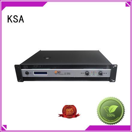 professional precision power amplifier mid kv
