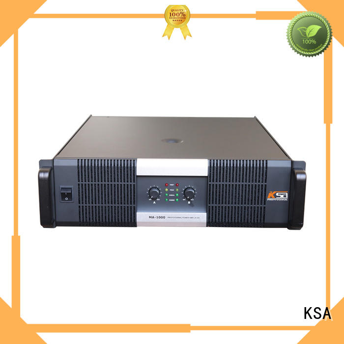 KSA home audio amplifier cheapest factory for club