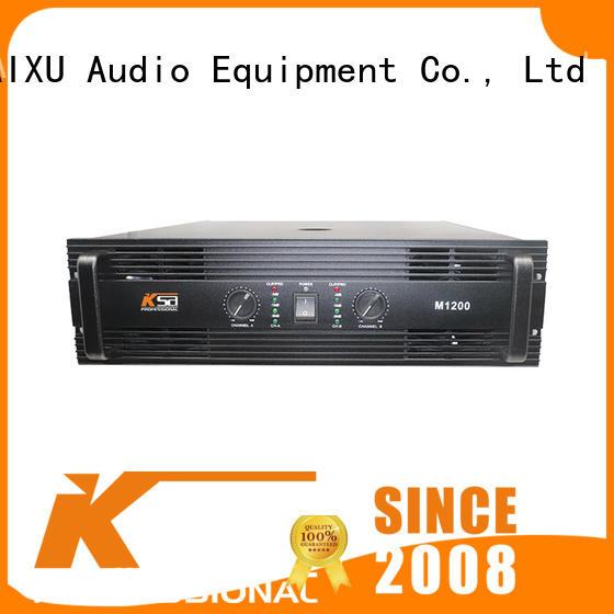 stereo amp amplifier for ktv KaiXu
