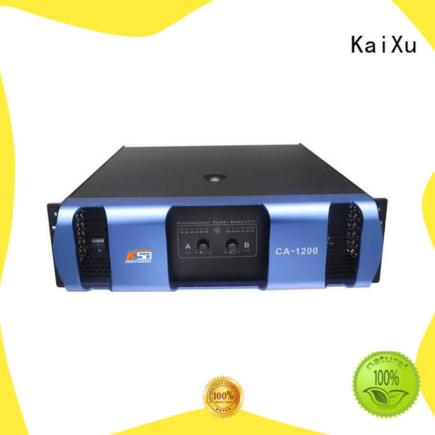 KaiXu cheap small amplifier top selling for club