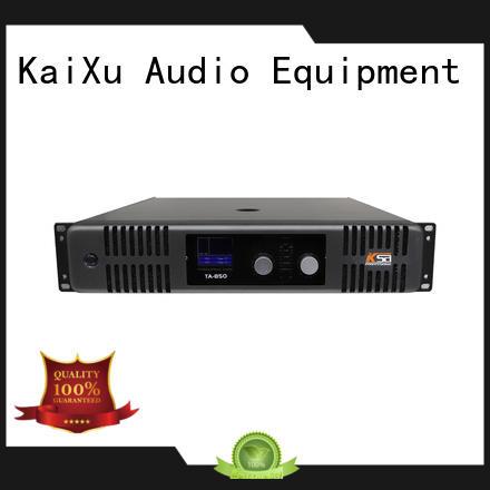 KSA hifi power amplifier directly sale for bar