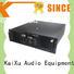 KSA high quality sound amplifier supply for night club