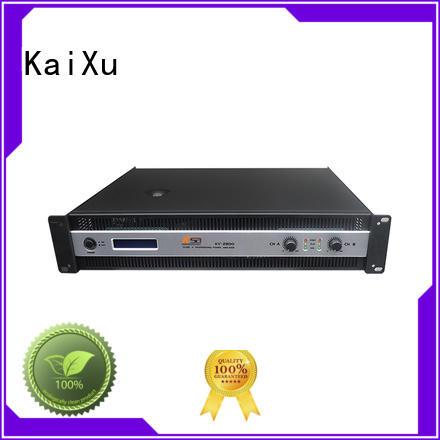 KaiXu professional compact stereo amp price kv