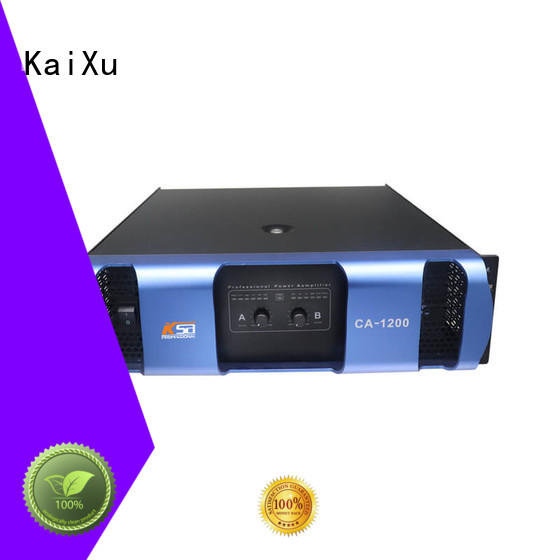 cheap professional power amplifier amplifier production