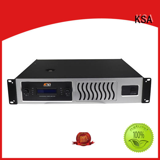 KSA home theater power amplifier low series