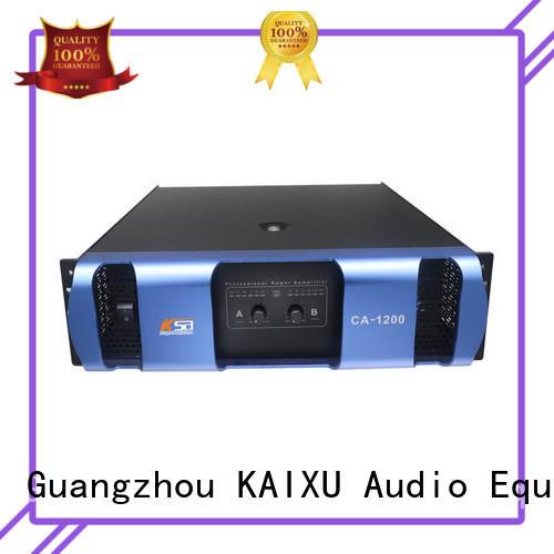 top selling digital power amplifier hot-sale for ktv KaiXu