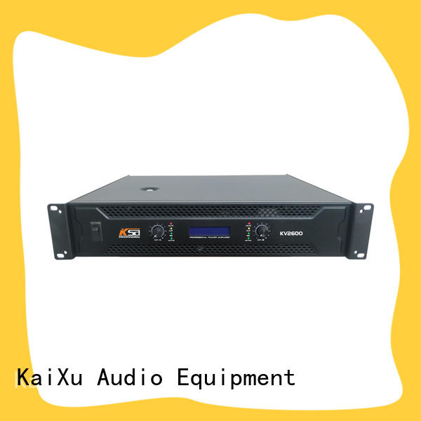 KSA professional hf power amplifier with good price bulk production