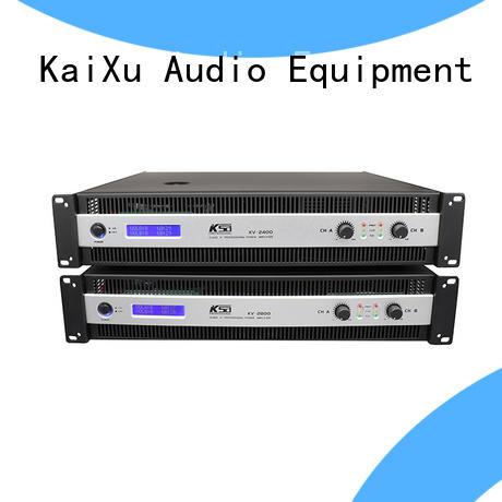 KSA top quality precision power amplifier factory direct supply karaoke equipment