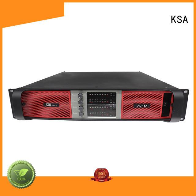 KSA worldwide digital power amplifier bulk production for speaker