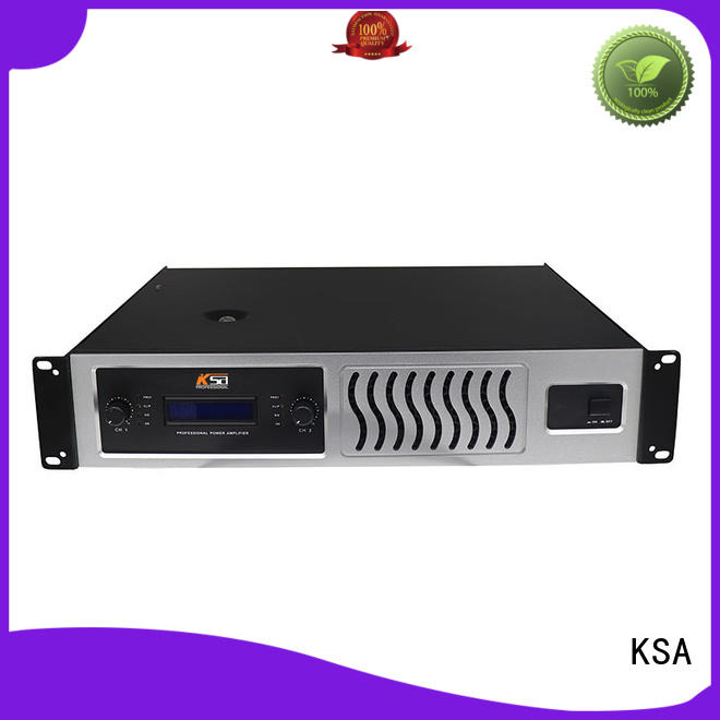 KSA stereo amplifier kit class equipment