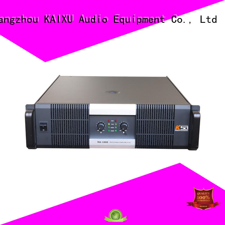 professional best stereo amplifier clear sound for ktv