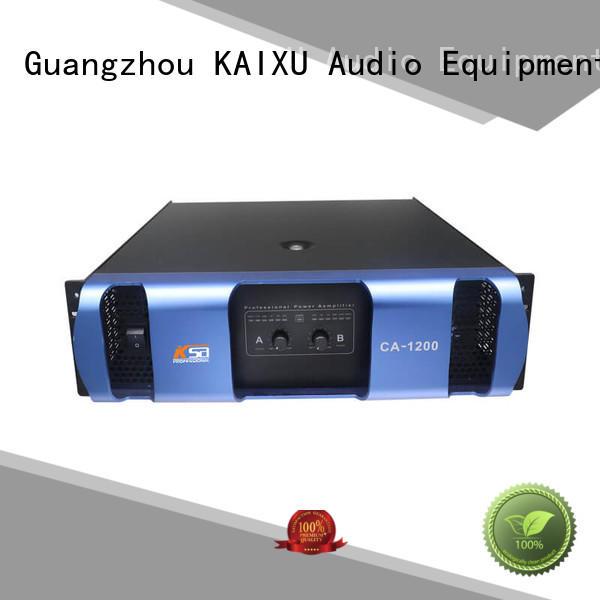 KaiXu wholesale professional power amplifier live KTV subwoofer