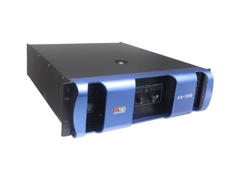 KSA professional power amplifier company for bar-2