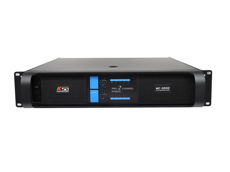 KSA audio power amplifiers manufacturer for club-1