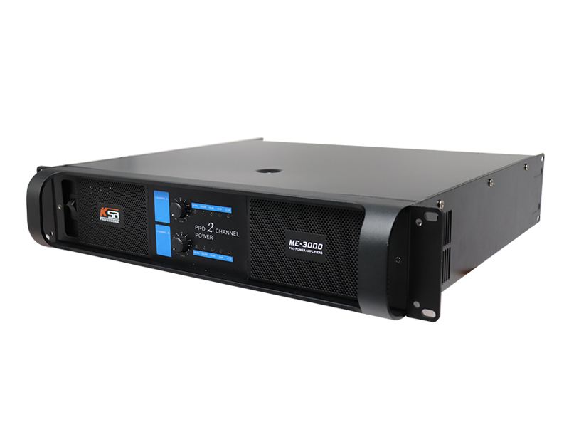 KSA audio power amplifiers supply for ktv-2