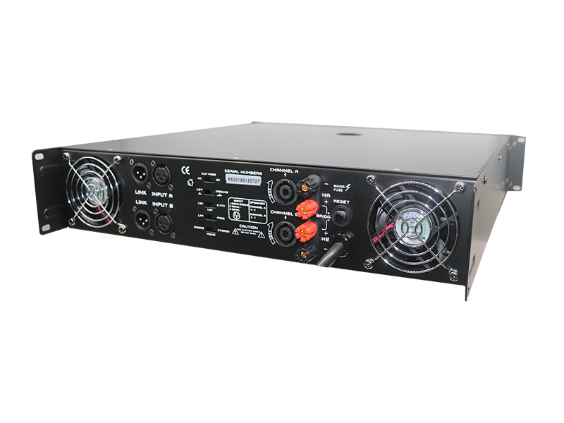 KSA audio power amplifiers supply for ktv-3