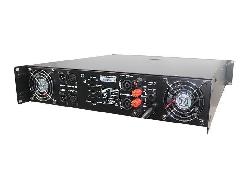 KSA audio power amplifiers manufacturer for club-3
