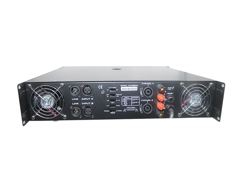 KSA audio power amplifiers supply for ktv-4