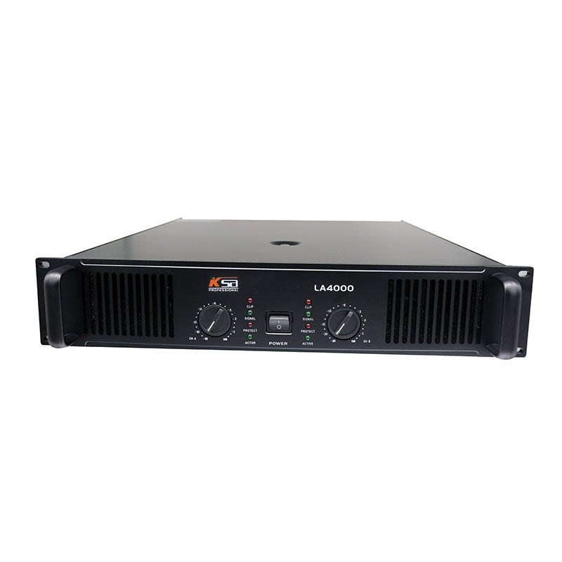 OEM 800W 2channels transformer mode amplifier class H professional power amplifier.