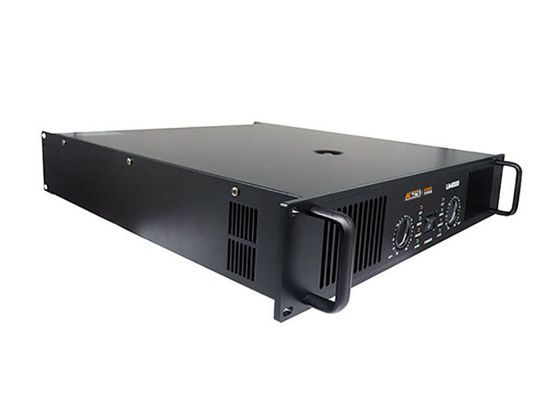 KSA hot selling stereo power amplifier company for night club