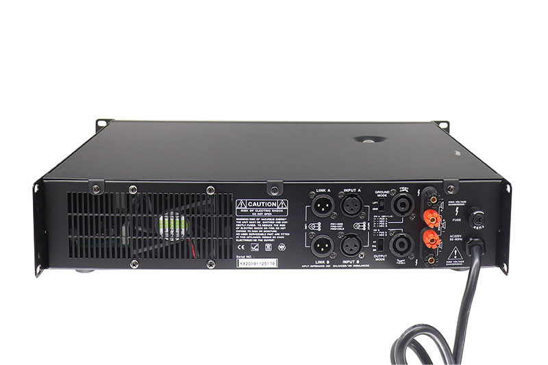 KSA home audio power amplifier system suppliers for night club-3