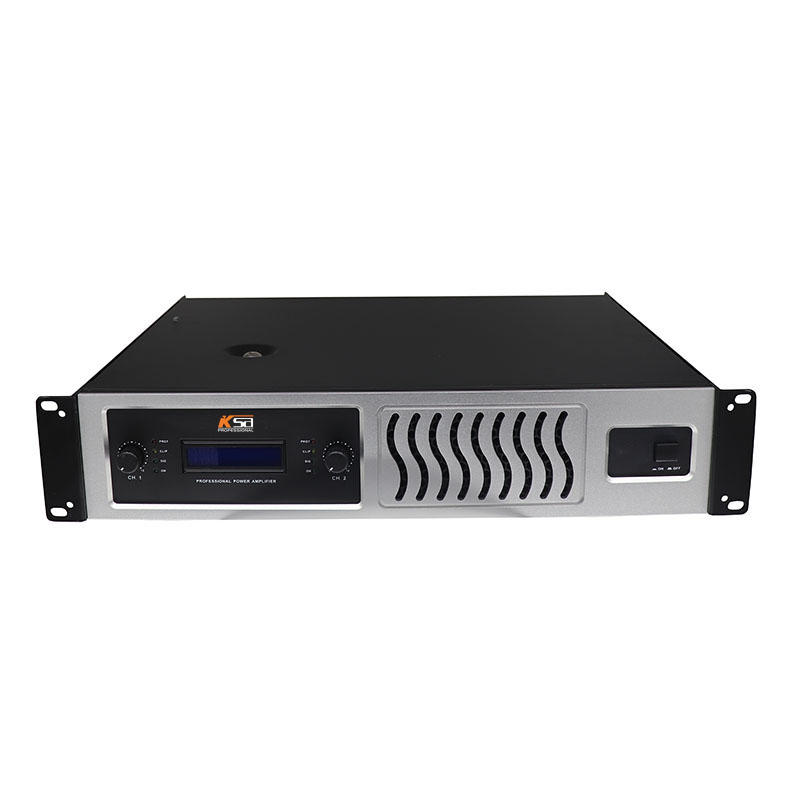 KSA home audio power amplifier system suppliers for night club