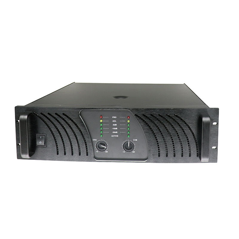 OEM design high powerd best audio compact power amplifer factory
