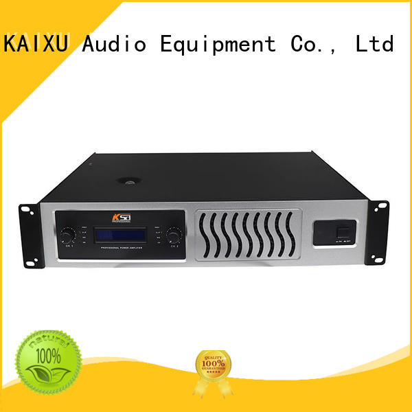 KSA power amp home theater mid equipment