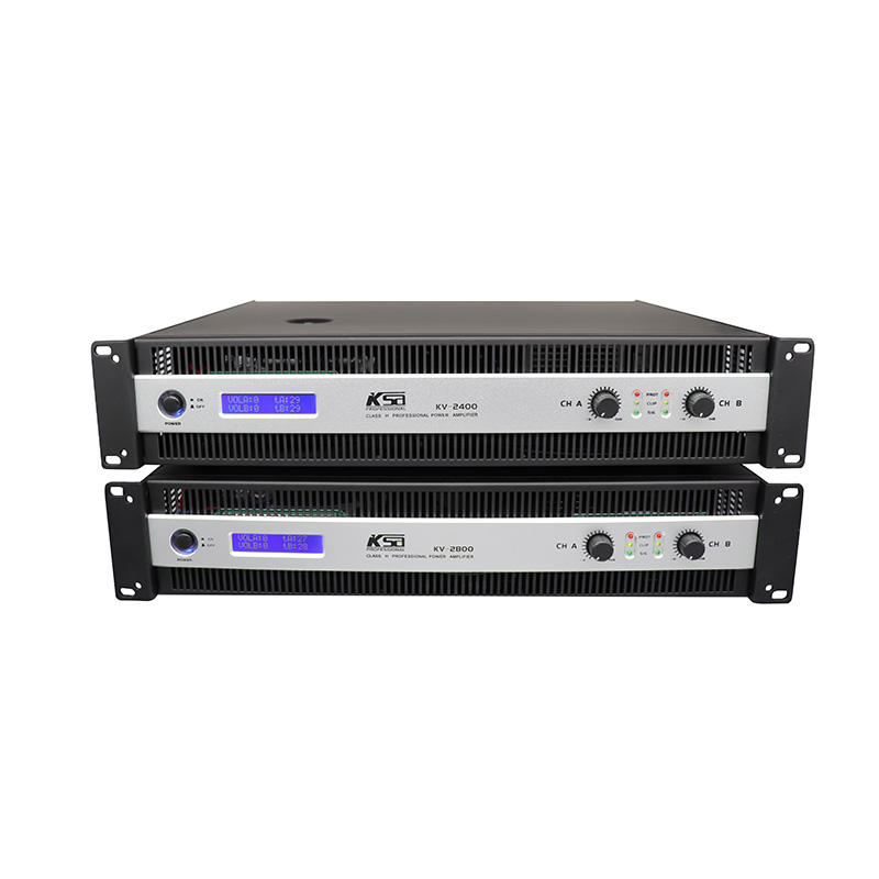 KSA stable best power amps for live sound directly sale for club