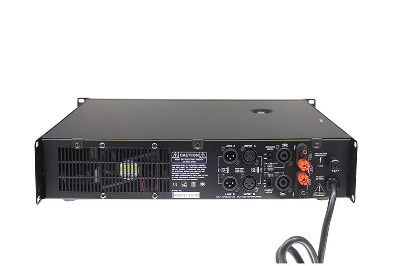KSA top quality precision power amplifier factory direct supply karaoke equipment-3