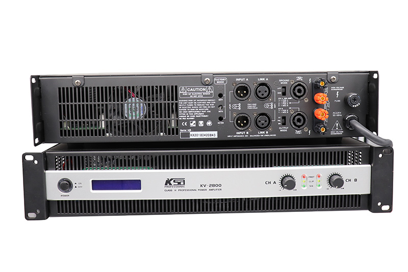 top amplifier power supplier for ktv-4