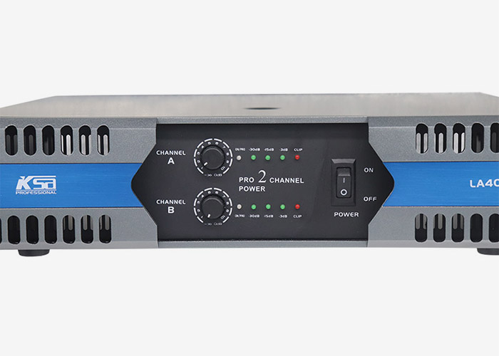 KSA stereo and amplifier supply for ktv-2