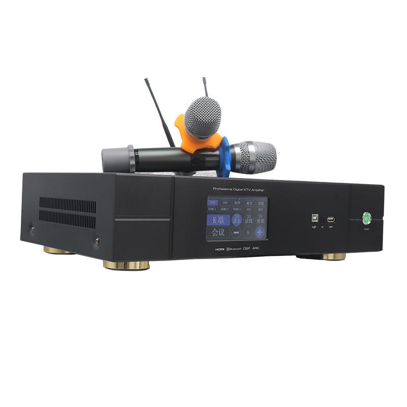 600W professional multifunction amplifier for meeting rorom