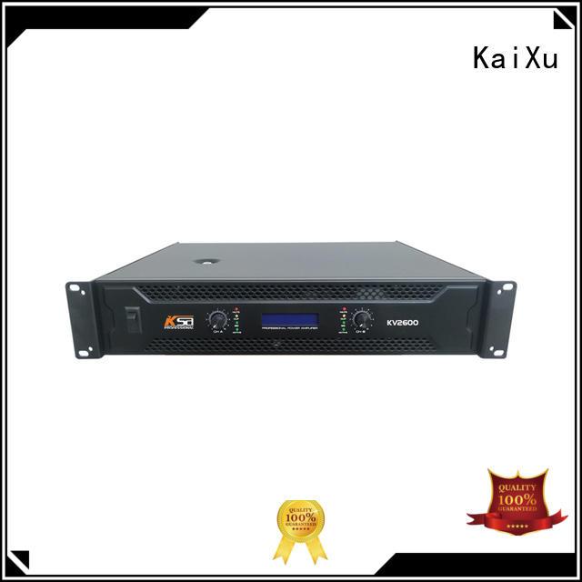 KaiXu cheaper new power amplifier class systems