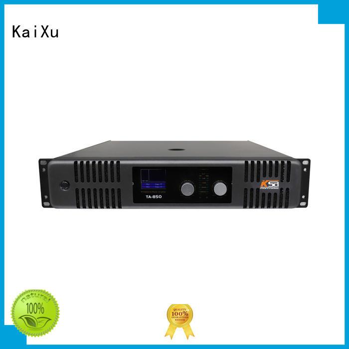 sound home audio power amp professional for ktv KaiXu