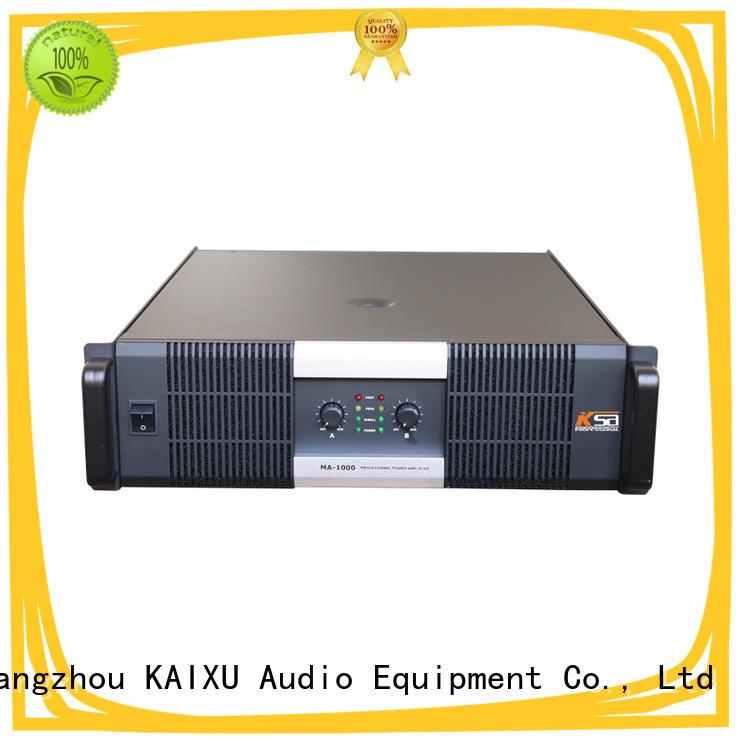 ktv hifi amplifier audio for club KaiXu