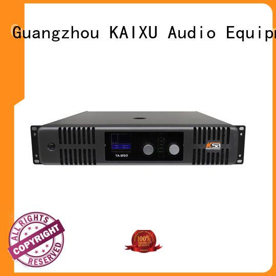 KSA best-price china amplifiers design for speaker