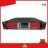 KSA digital amplifier bulk production for bar