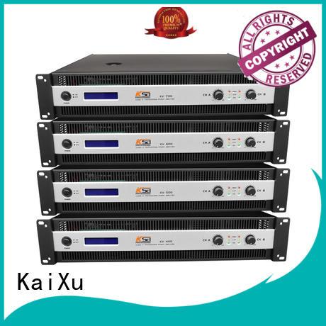 KaiXu stablity compact stereo amp class equipment