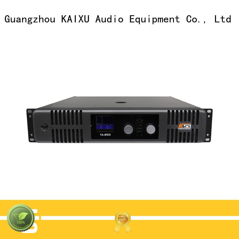 hifi power amplifier sound for speaker