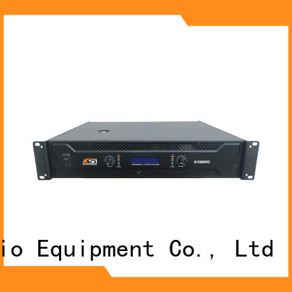 KSA reliable hifi power amps factory direct supply for bar