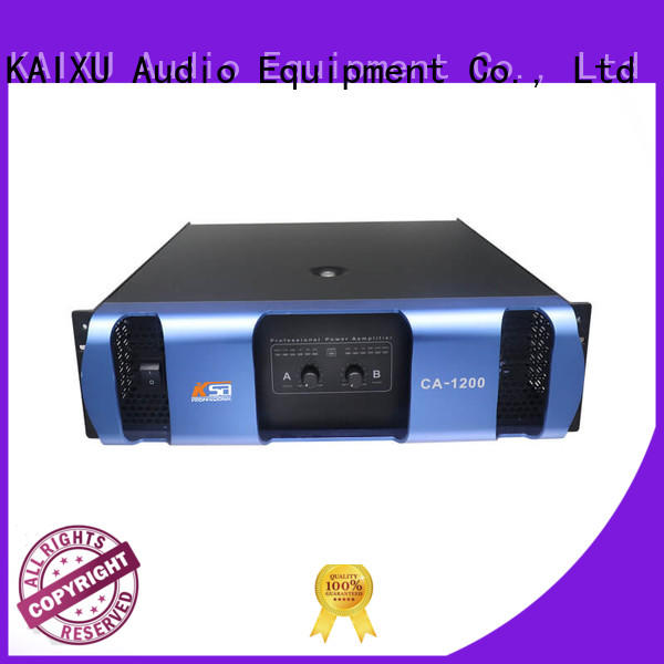 quality digital power amplifier from China for sale