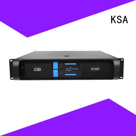 KSA power amplifier price from China for business