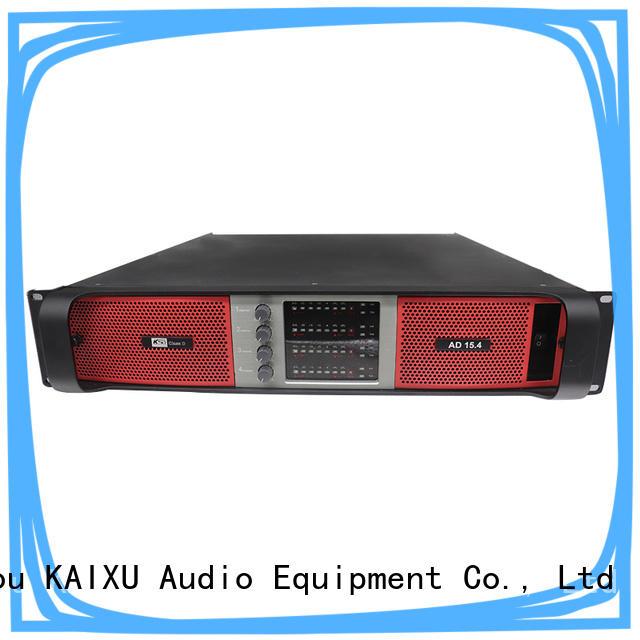 KSA top quality digital power amplifier wholesale for promotion