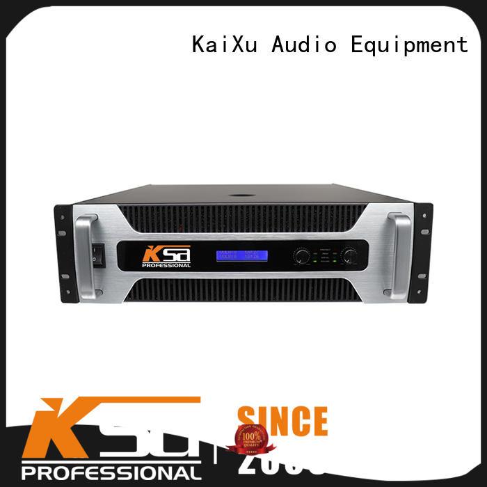 KSA home amplifier high quality for speaker