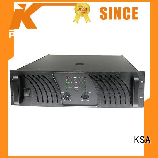 KSA transistor amplifier professional for classroom