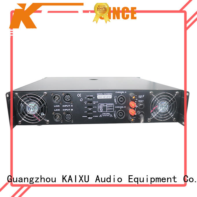 best price audio power amplifiers supplier for club